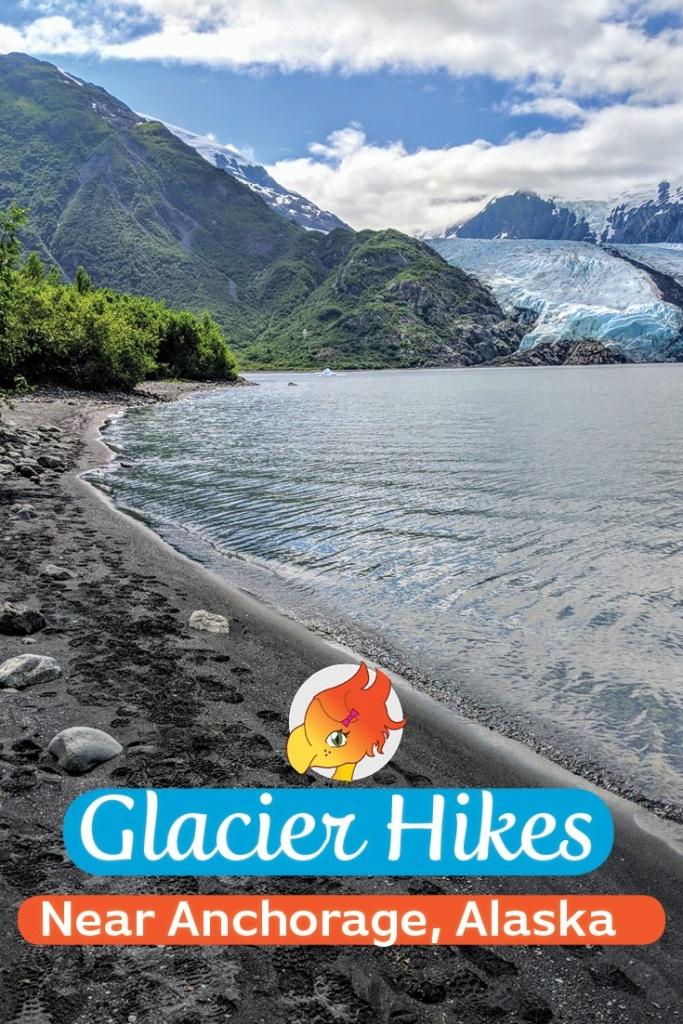 Best glacier Hikes Near Anchorage