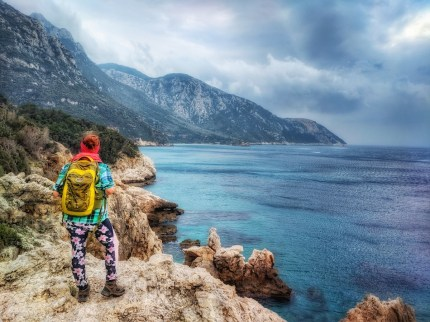 Samos Greece Hike
