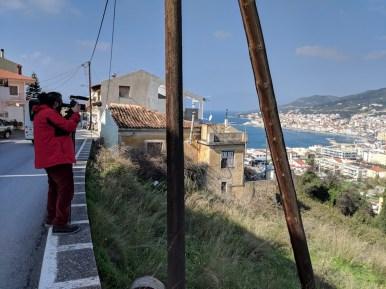 Samos Volunteers and MSF