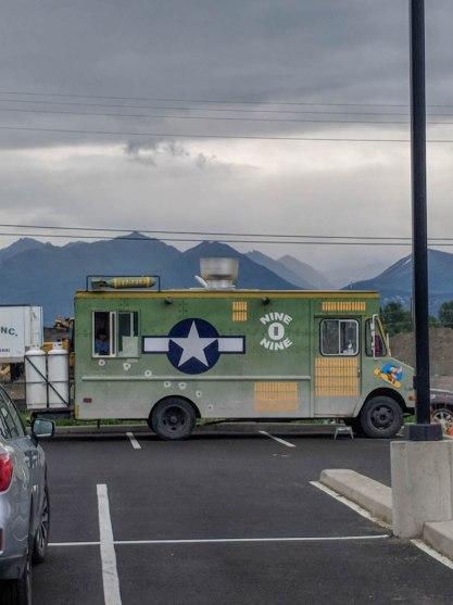 Alaskan Food Truck microbreweries