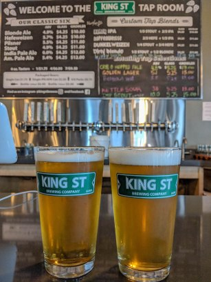 King Street Brewing Anchorage Alaska Craft Beer, Cider, and Brewing Guide