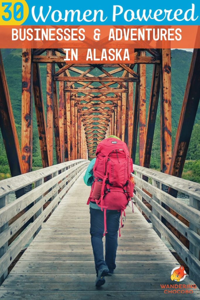 30 women powered adventures in Alaska new