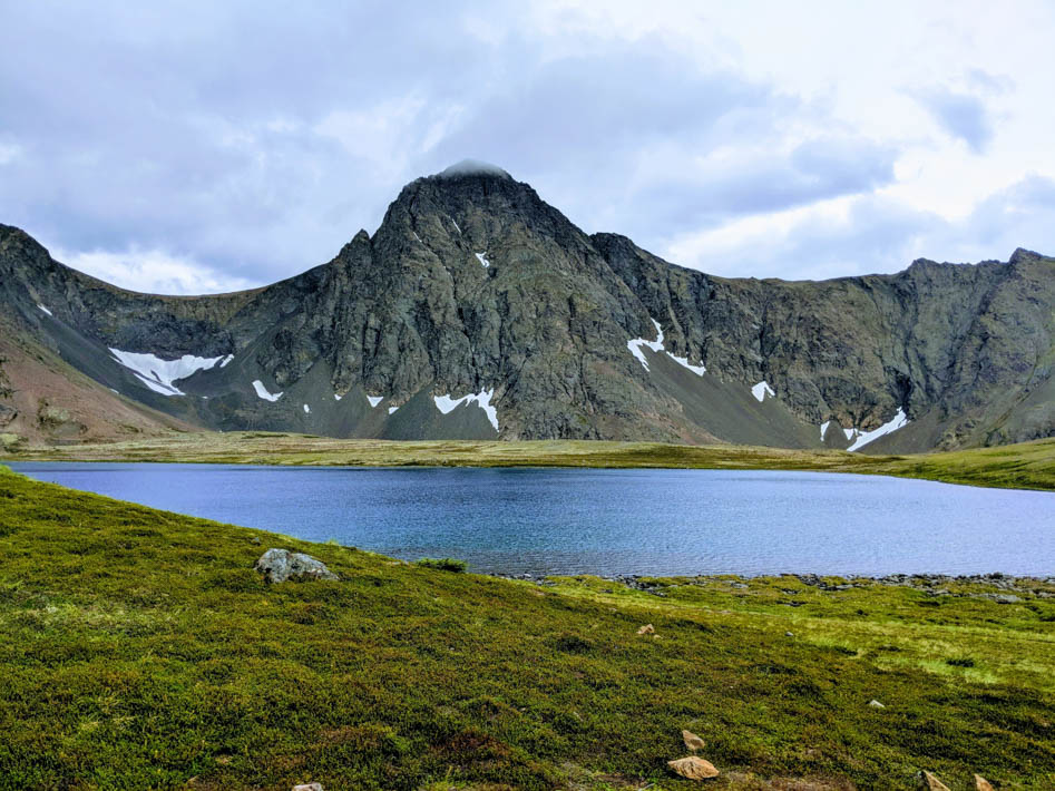 Rabbit Lake outdoor hike Anchorage
