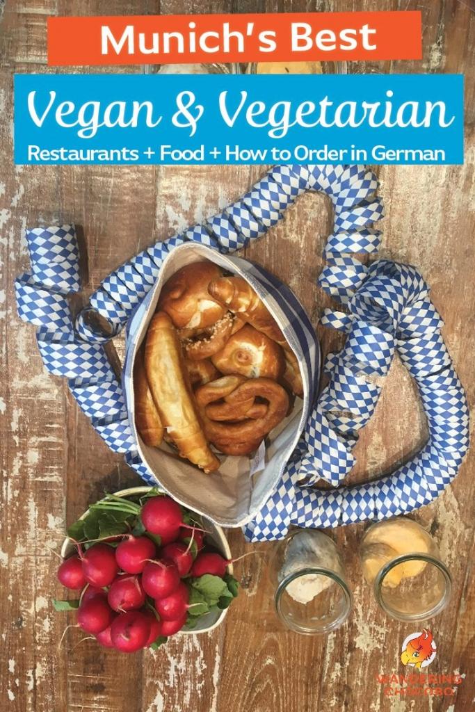 Munich Best Vegan and Vegetarian Food