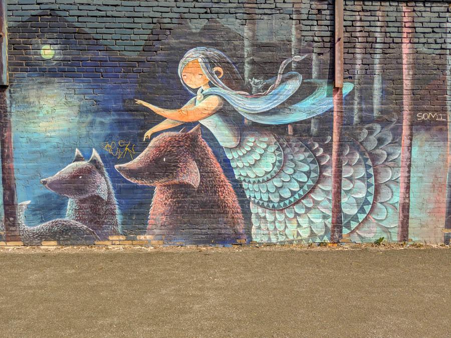 PADA street art estonia