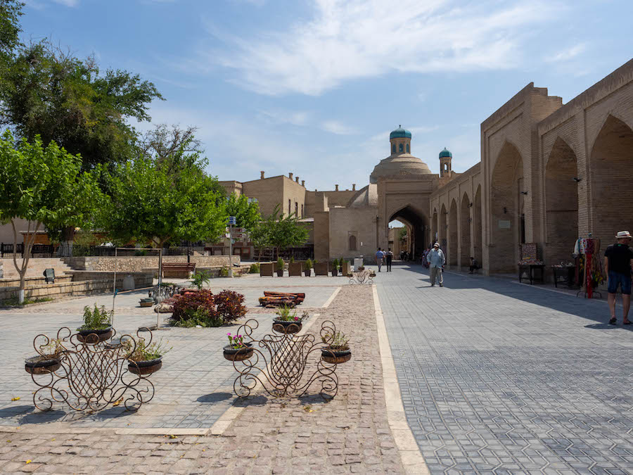 Tips for Traveling to Uzbekistan