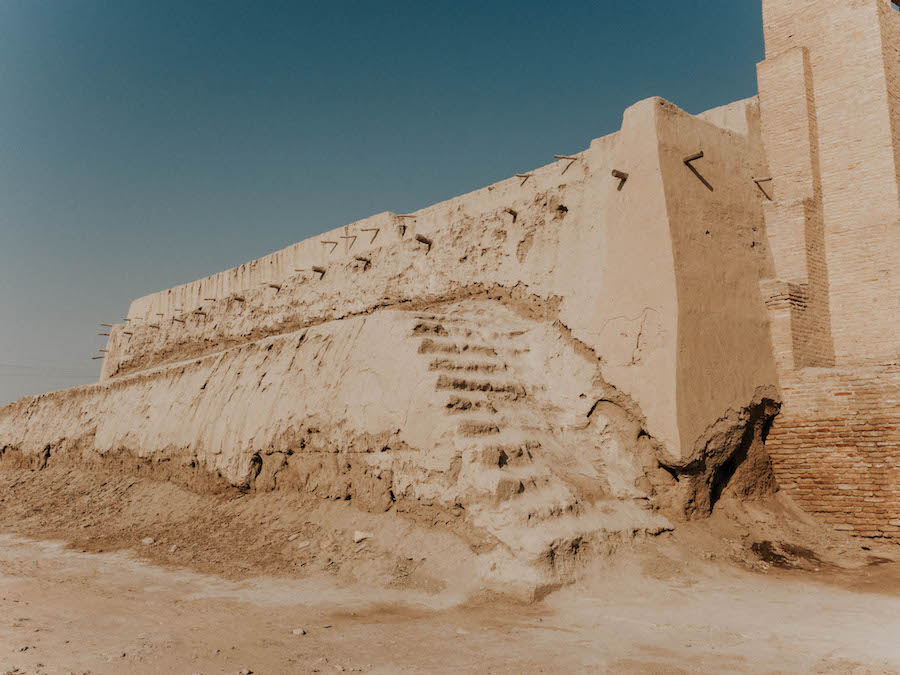 Bukhara old Wall travel tips