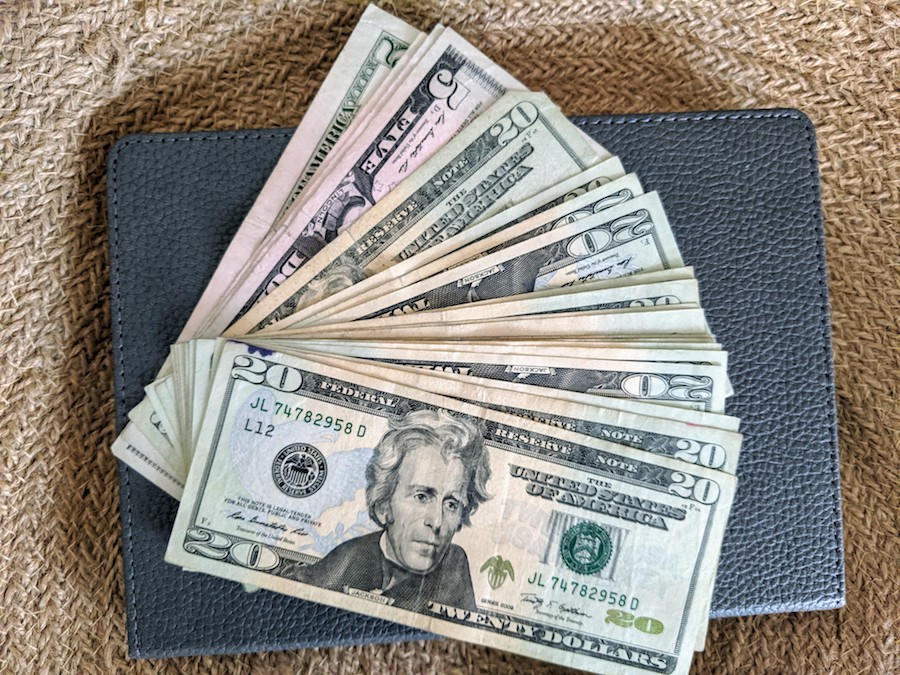 USD cash in Uzbekistan