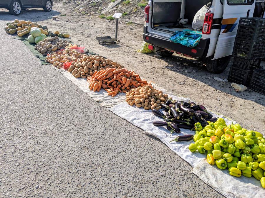 vegetarian guide to uzbekistan