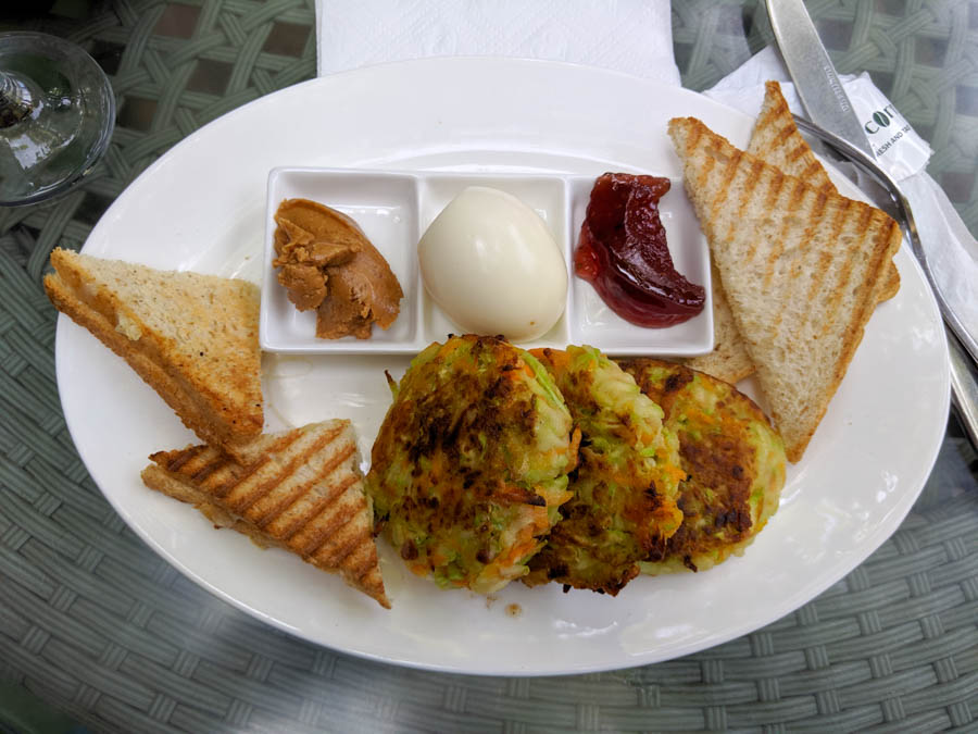 ecorn vegetarian food tashkent