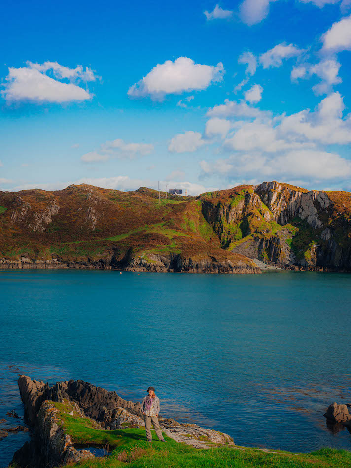 sherkin island Ireland Wild Atlantic Way
