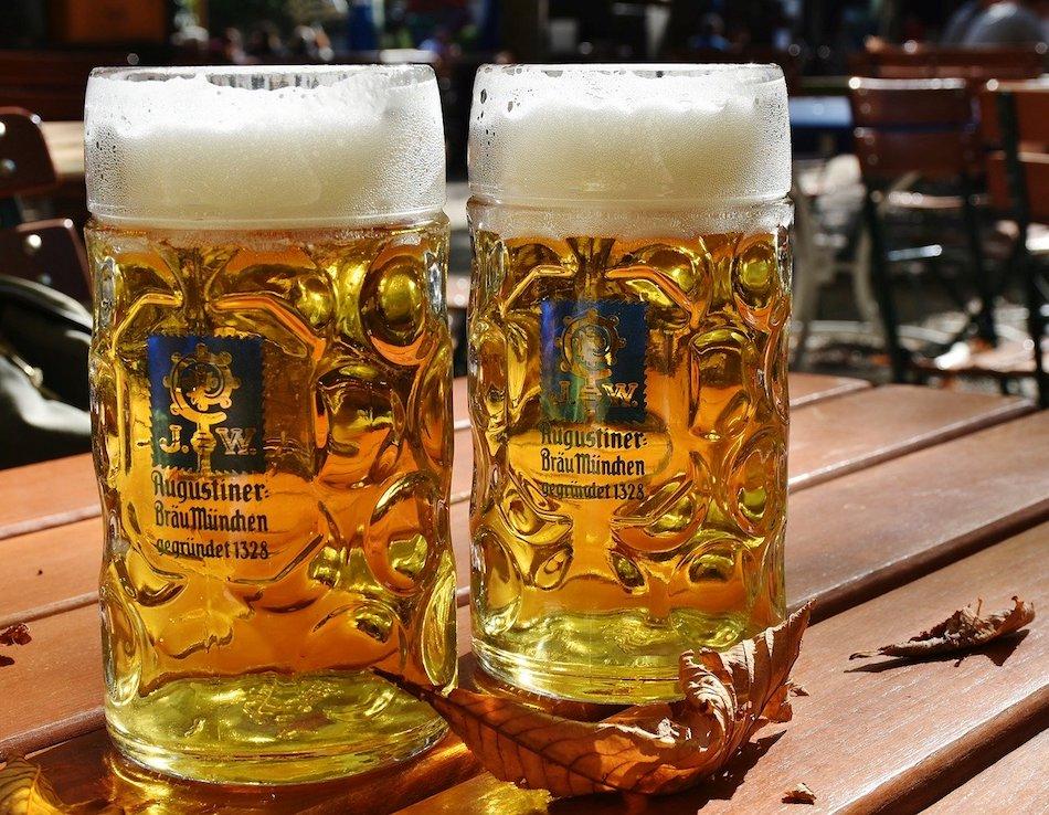 Munich beer brewery guide