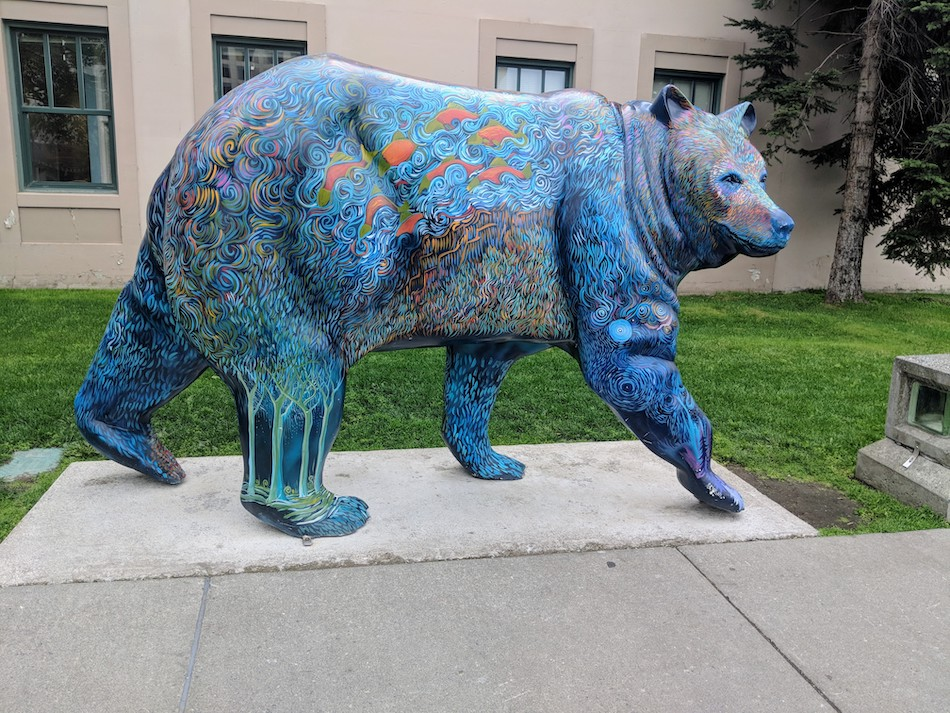 downtown anchorage art