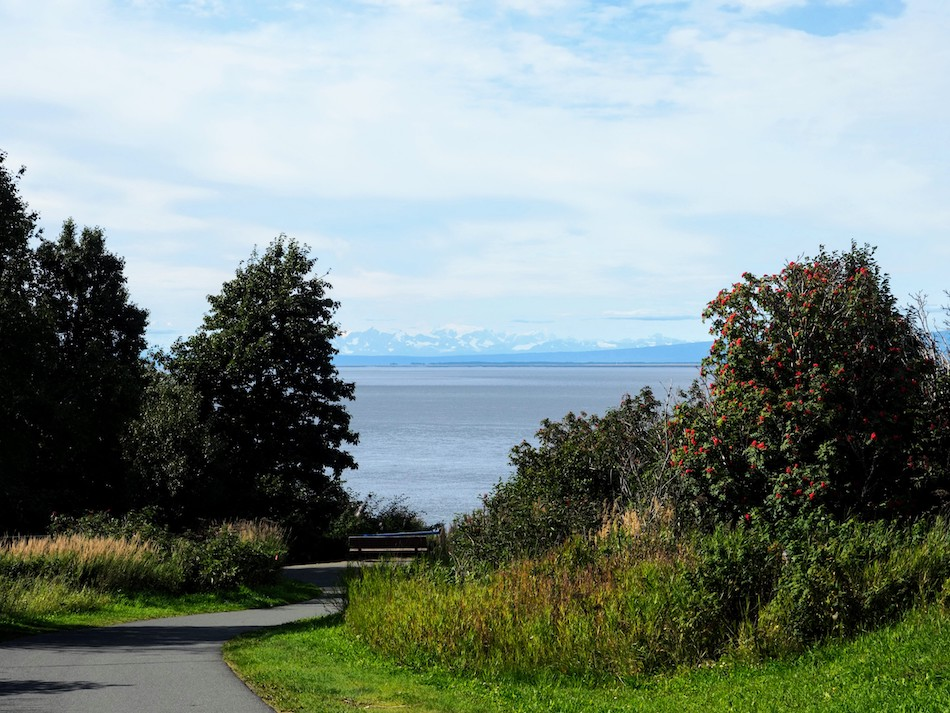 coastal Trail Anchorage