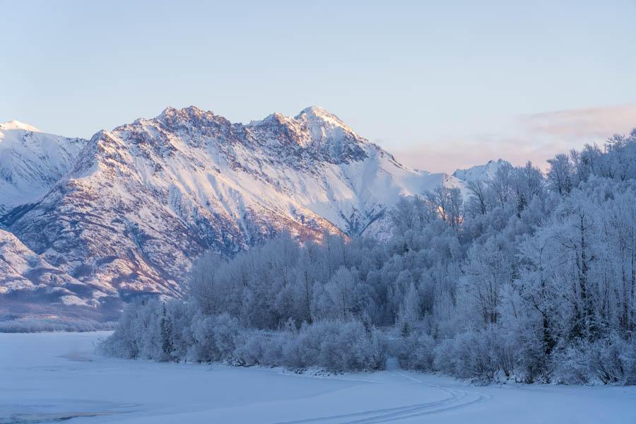 Visit Alaska in Winter