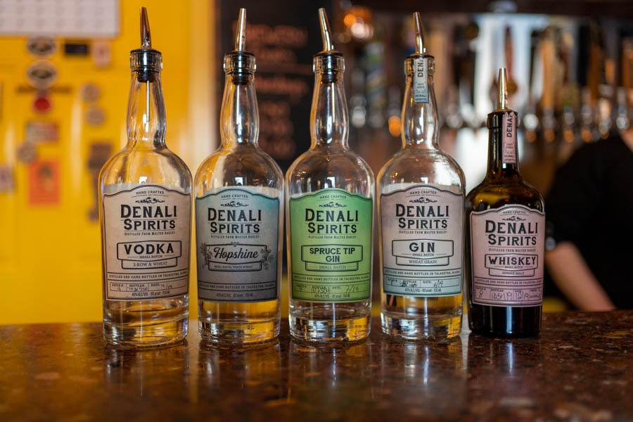 Denali Brewing and Spirits