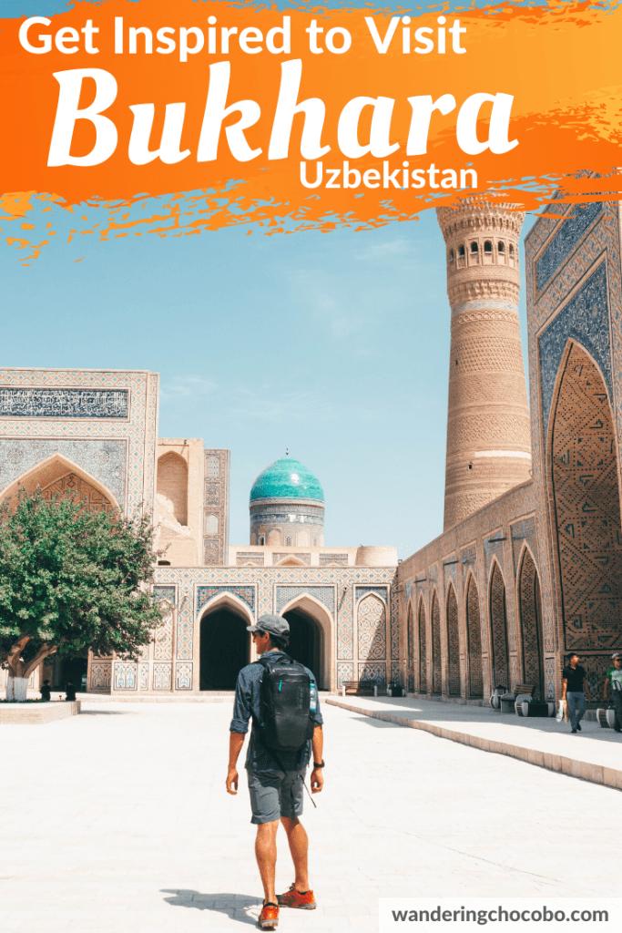Get Inspired to Visit Bukhara