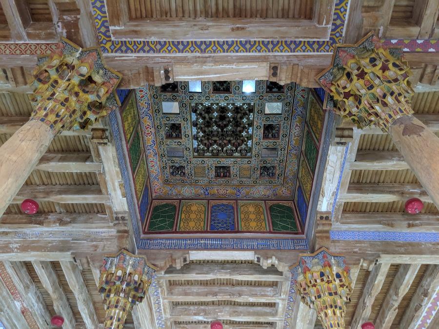 bukhara mosque