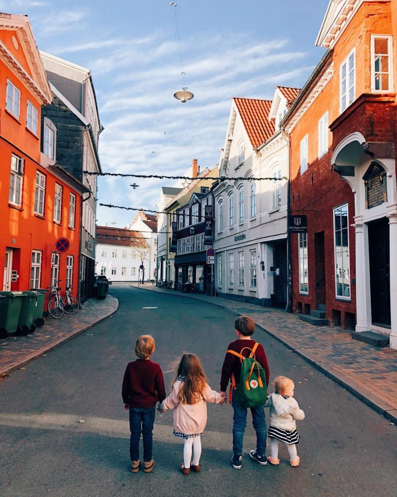 Denmark with kids