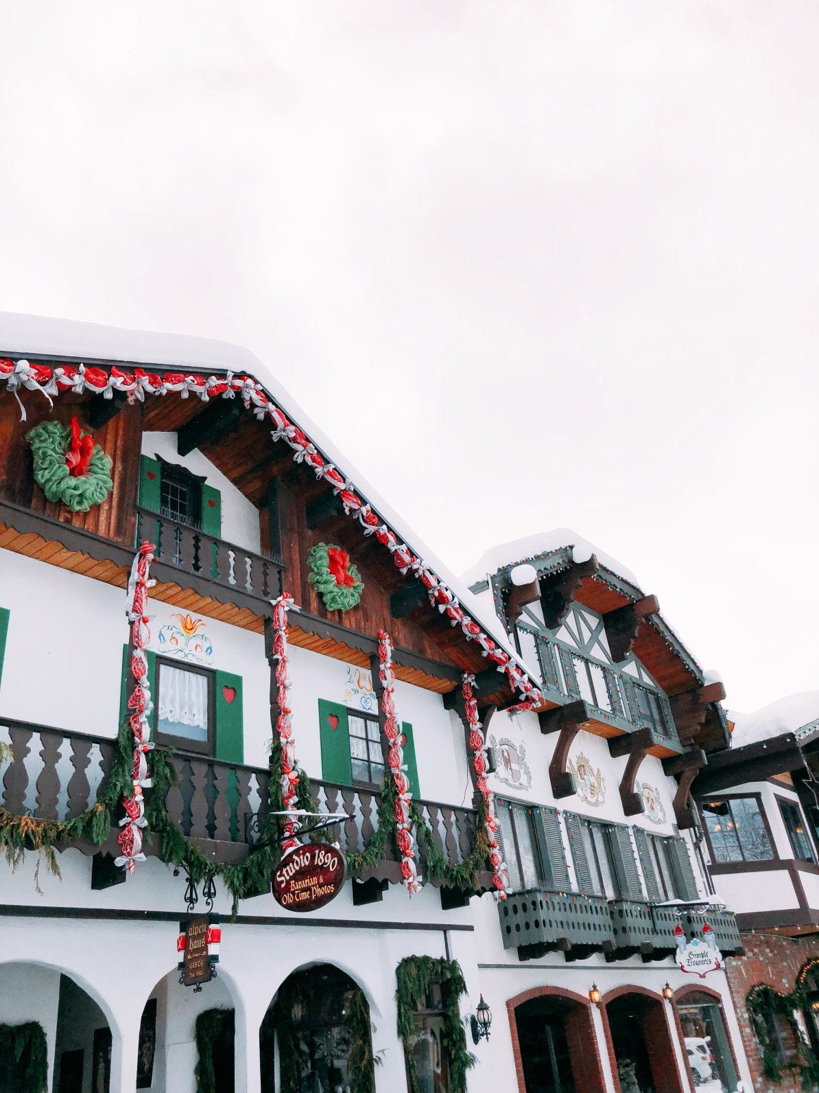 things to do in leavenworth wa
