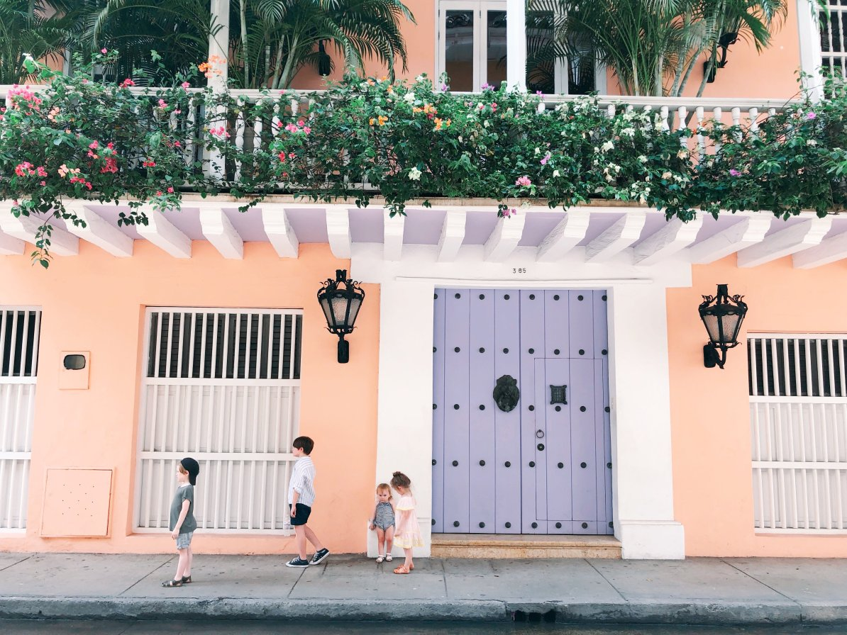 Cartagena With Kids