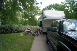 Lindner Point, Coralville Lake, Site L2, Iowa City, IA