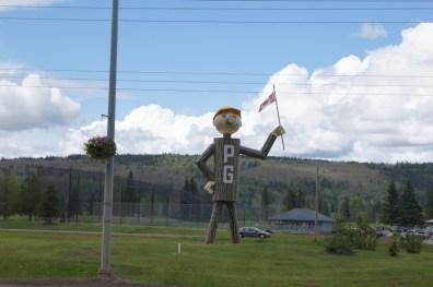 Mr PG in Prince George, BC