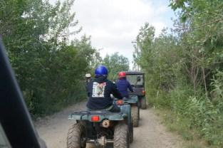 On the ATV Trail