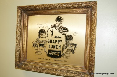 Snappy Lunch in Mount Airy, NC
