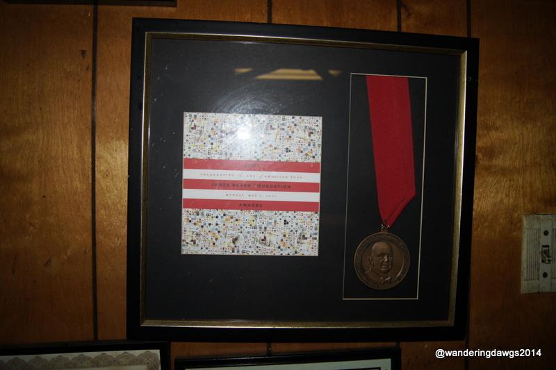 Doe's Eat Place James Beard Award