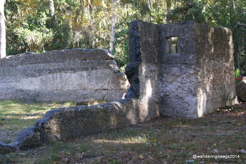Tabby Ruins of Wormsloe