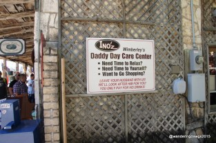 Sign in Wimberley, Texas