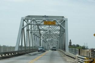 Llano River Bridge in Llano