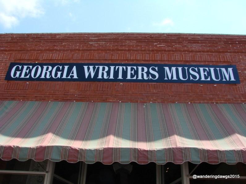 Georgia Writers Museum in Eatonton, Georgia
