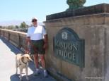 London Bridge in Lake Havasu City, Arizona