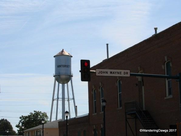 Winterset, IA - Birthplace of John Wayne