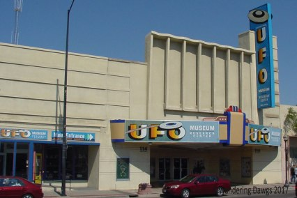 UFO Museum in Roswell