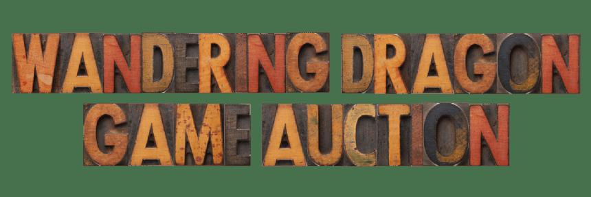 Wandering Dragon Auction Banner WEB