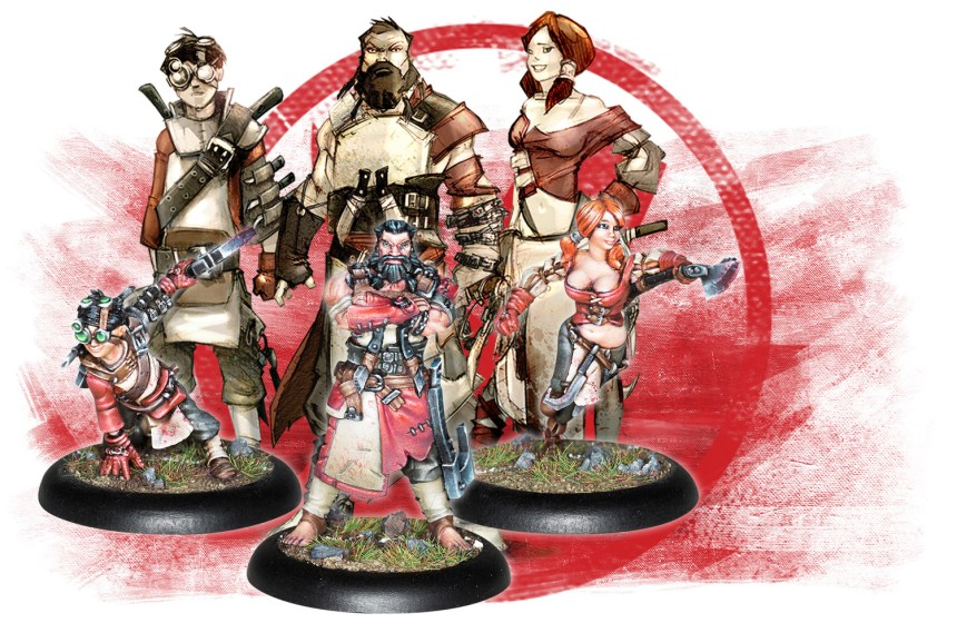 Butcher's Guild Starter Set