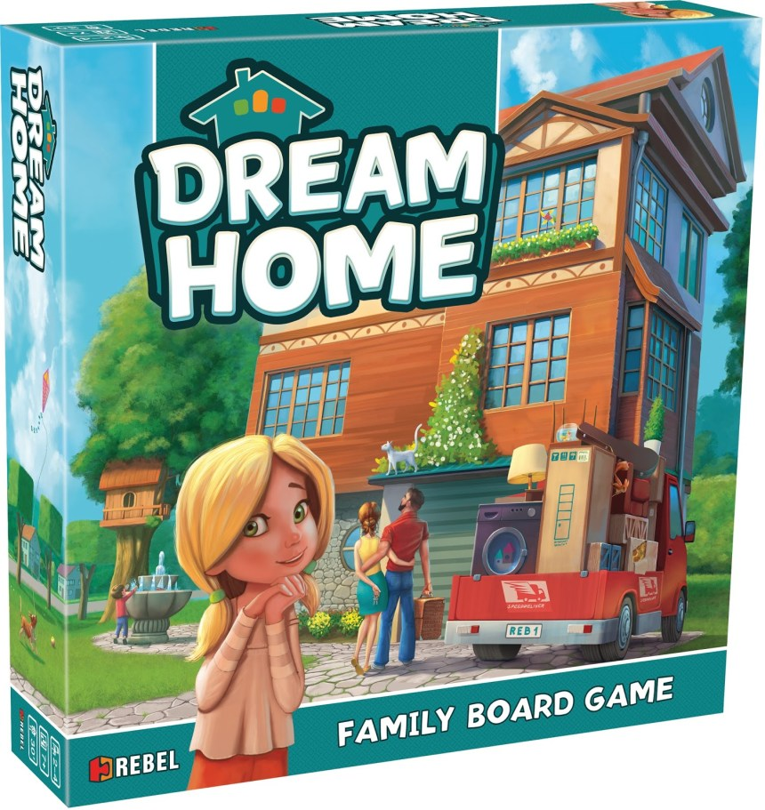Image result for dream home board game 2016