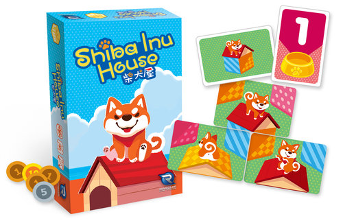Image result for Shiba Inu House board game