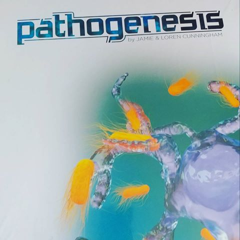 Image result for pathogenesis board game