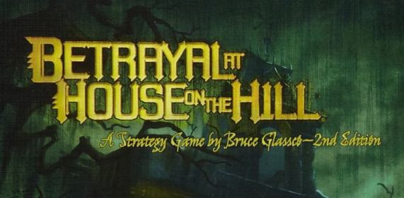 Betrayal At House On The Hill Wandering Dragon Game