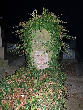 Halloween In Transylvania - Graveyard in Sighisoara
