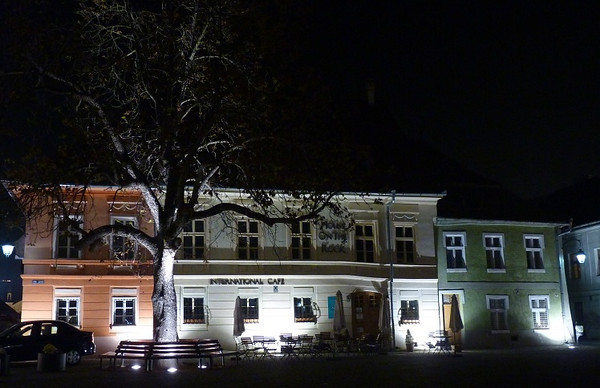 Halloween In Transylvania - Medieval Sighisoara