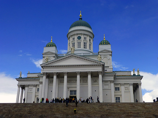 Helsinki Cathedral, Helsinki