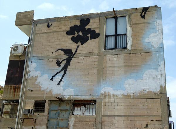 Alternative Tel-Aviv Street Art Tour