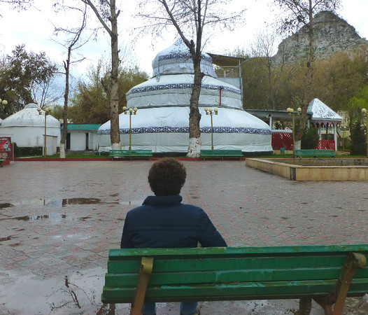 Three-level Yurt in Osh