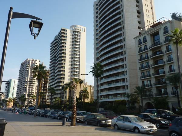 Followed By A Secret Agent - Corniche, Beirut, Lebanon