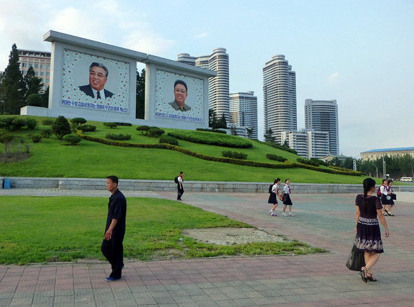 Leaders of North Korea, Pyongyang